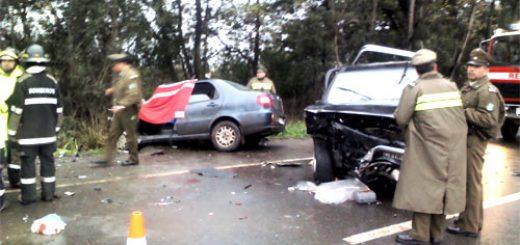 Los Ángeles; Accidente deja a una persona fallecida y al menos tres lesionados de consideración
