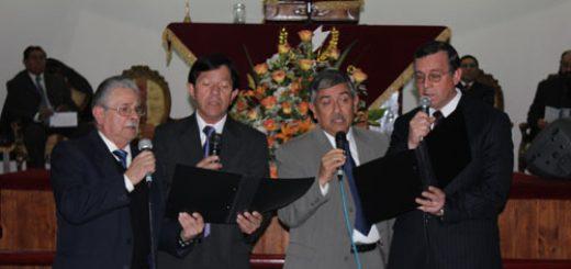 Angelino.cl - Culto de Acción de Gracias que ofreció el Consejo de Pastores de Los Ángeles