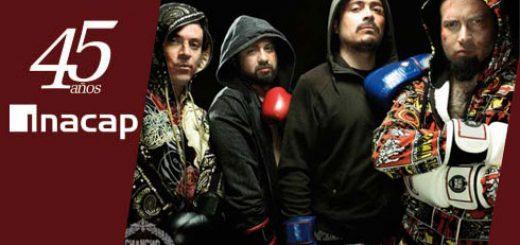 """Los Ángeles - Inacap celebra sus 45 años con concierto gratuito de banda nacional """"Chancho en Piedra"""""""