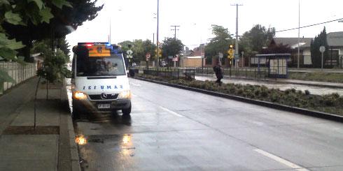 Dos menores fueron atropelladas, vecinos cansados de estos hechos en Avenida Sor Vicenta