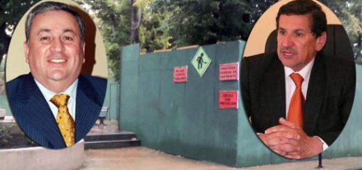 Diputado Joel Rosales cuestiona decisión de suspensión de estacionamientos subterráneos de alcalde Eduardo Borgoño