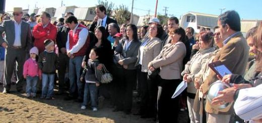 450 familias de los comités San Judas Tadeo, Entre Calles I y Renacimiento contarán en 2013 con su vivienda propia