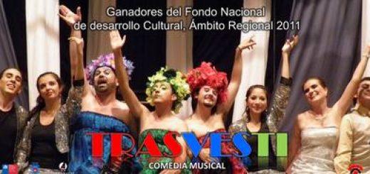 """Estreno de """"Trasvesti"""" será el miércoles 9 de mayo a las 20 horas en el Teatro Municipal de Los Ángeles"""
