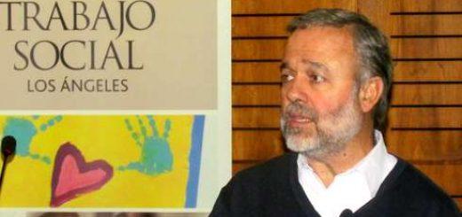 """Benito Baranda, presidente de la fundación América Solidaria, brindó clase magistral """"desafíos para combatir la pobreza"""""""
