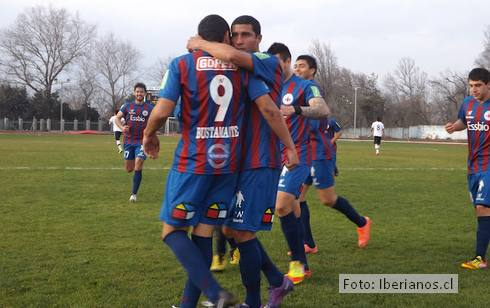 Iberia gole a ColoColo B por 5-2 y vuelve a la punta del torneo