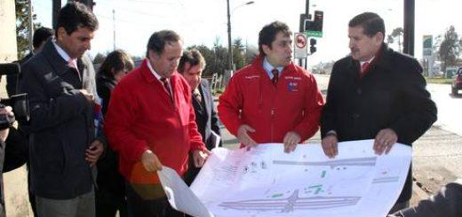 En noviembre próximo debieran iniciarse obras de construcción del paso sobre nivel del congestionado cruce Antuco