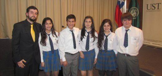 Colegios Concepción de Chiguayante y Laico de Angol avanzan de ronda en Torneo Escolar