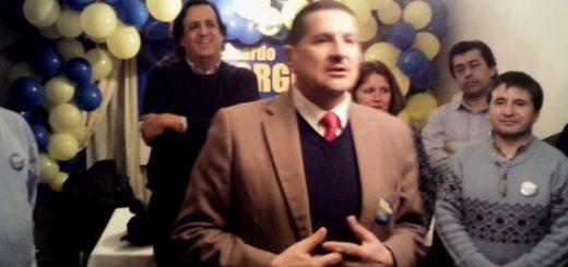 Eduardo Borgoño recibe espaldarazo de Senador Víctor Pérez y de parte importante de la UDI