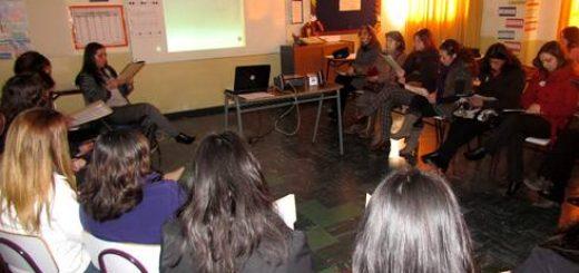 En Colegio Santo Tomás se llevó a cabo primera Expotaller de la provincia