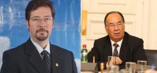 Diputado José Pérez señala que le seduce la opción senatorial, pero presidente regional del partido Eduardo Vivanco indica ser el precandidato del partido