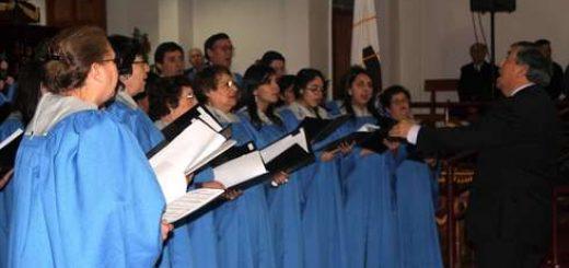 Con mensaje de unidad se desarrolló Tedeum evangélico en Iglesia Metodista Pentecostal de Los Ángeles