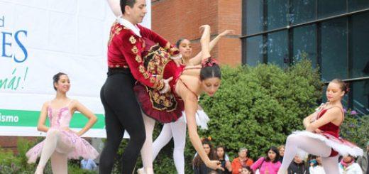 Ballet Municipal y los alumnos de la Escuela de Ballet de Los Ángeles ofrecieron atractivo repertorio de obras clásicas