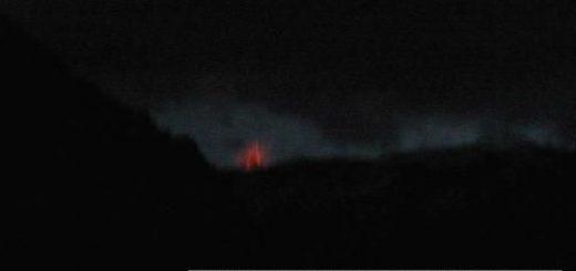 Condición de Volcán Copahue pasó a Alerta Roja, erupción inminente o en curso