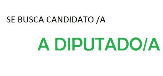 Con la frase se busca diputado, la cuenta Esperanza del Pueblo de Facebook ofrece apoyar candidatura ciudadana