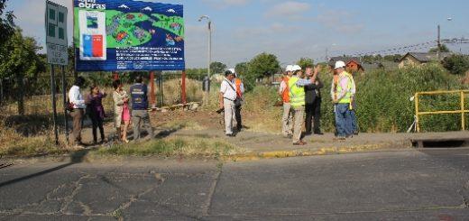 Obras de Puente Marconi paralizadas por fallida compra de terreno por parte de municipio, alcalde instruyó sumario