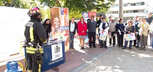 Lanzan campaña de difusión contra incendios en los hogares