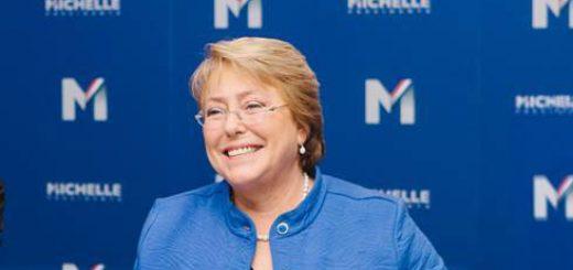 Bajo profundo sigilo Michelle Bachelet visitará la zona, con actividades en Los Ángeles y Nacimiento