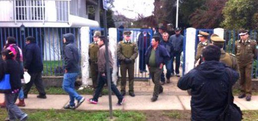 Fueron liberados comuneros pehuenches detenidos por Carabineros tras ataque en Avanzada