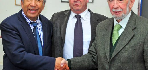 Ruiz Esquide negocia respaldo a Sabag a cambio de apoyo a su hijo