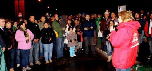 Autoridades junto a vecinos de Nacimiento levantaron peaje que dividía a la comuna tras 19 años de funcionamiento