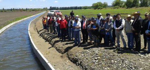 Más de 2.500 hectáreas serán beneficiadas con reparación de Canal Santa Fe La Puntilla