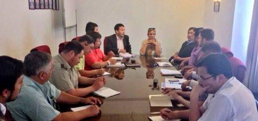 Realizan reuniones de coordinación con motivo de Festividad de San Sebastián