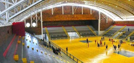 """Polideportivo de Los Ángeles fue inaugurado con espectáculo de """"Teatro a Mil"""""""