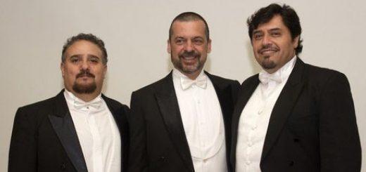 """Programa """"Cultura en Viaje"""" trae a Los Ángeles a Los Tres Tenores"""