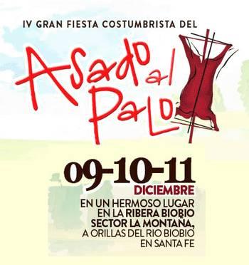 Asado al Palo | 9-10-11/Diciembre