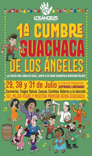 1era Cumbre Guachaca / Los Ángeles