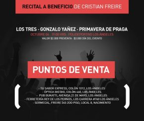 RECITAL A BENEFICIO