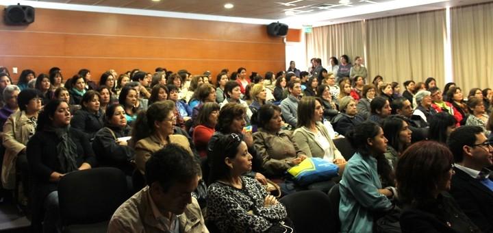 Charla De Participación Social y Derechos Ciudadanos de las Mujeres