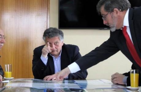 Retomarán obras de Cruce Antuco con inversión superior a los 3 mil millones de pesos