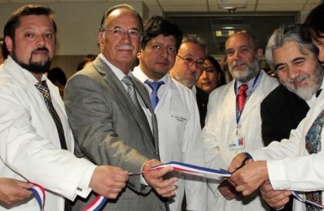 Inauguran unidad de hospitalización de corta estadía para la salud mental de la provincia