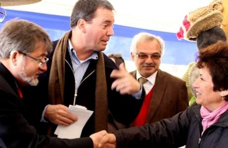 """Gobernador Barceló llama a preferir productos locales en """"Expo Mipe 2014"""""""