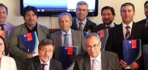 Alcaldes Provincia Bio Bio