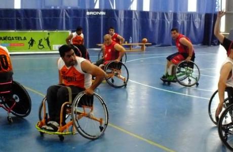 Partió primer encuentro de básquetbol inclusivo de la región