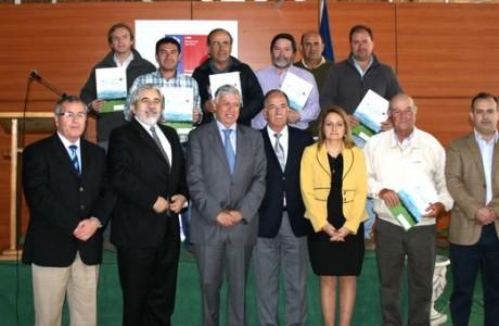 Autoridades del agro entregaron bonificaciones a regantes de la Región del Biobío
