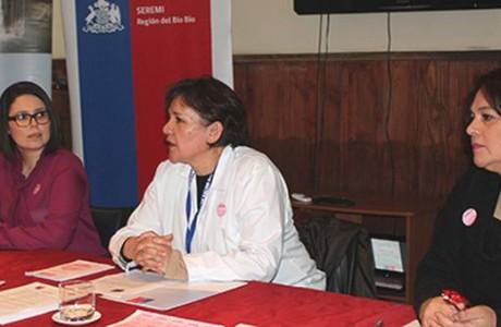 Confirman a la Dra. Marta Caro Andía como Directora Titular del Servicio de Salud Bío Bío