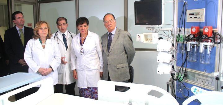 Ministra de Salud / Los Ángeles