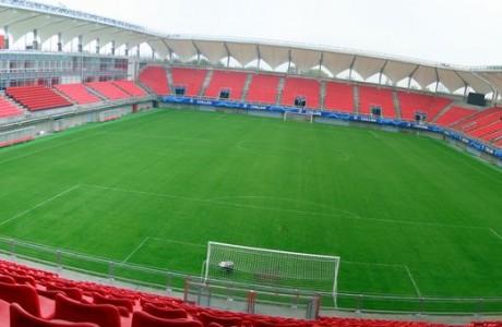 Inversión cercana a los 60 mil millones de pesos tendrán siete estadios en nuestro país, incluído el recinto deportivo de Los Ángeles