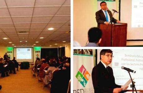 La mirada del sector productivo regional sobre la Educación Media Técnica Profesional de la zona