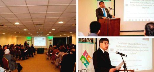 Seminario Educación Técnica Profesional / Región del Bío Bío