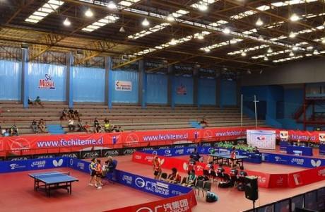 Finales nacionales de tenis de mesa se disputarán en Gimnasio Olímpico de San Miguel