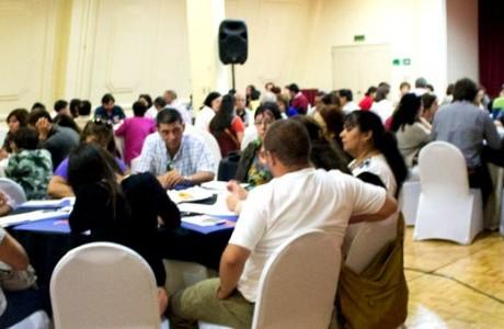 Comisión Asesora Presidencial en Discapacidad acogió propuestas en jornada participativa en región del Bío Bío