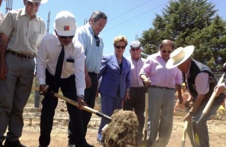 Nuevo APR beneficiará a más de 500 familias en Santa Bárbara