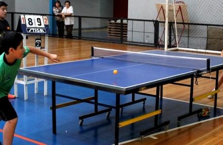 Tenis de Mesa suma medallas en Open de Huachipato