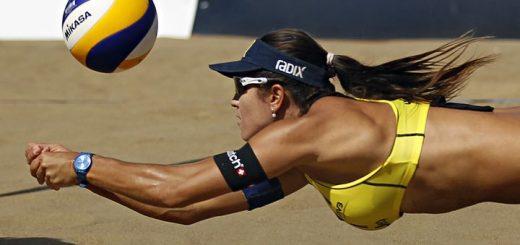 Voleibol Playa / Nacional / Los Ángeles