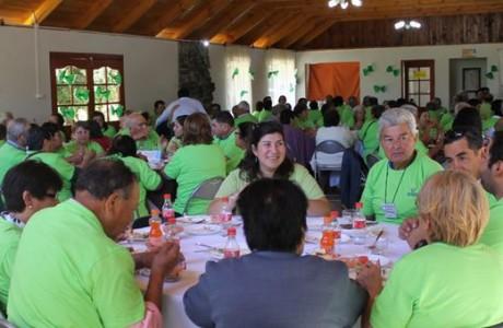"""Cerca de mil adultos mayores de la ciudad disfrutaron del programa """"Días de Recreación"""" en vacaciones"""