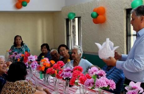 """Club del Adulto Mayor """"Nuestra Señora del Rosario de Pompeya"""" celebró un nuevo aniversario"""